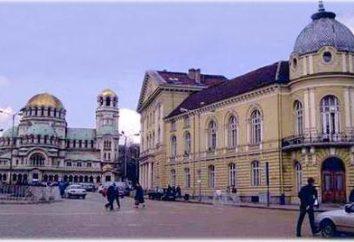 Burgas: Bulgarien Attraktionen