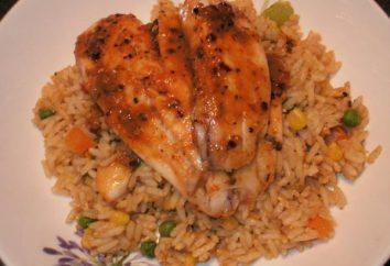 Ryż z rybą w multivarka – smaczne i łatwe danie