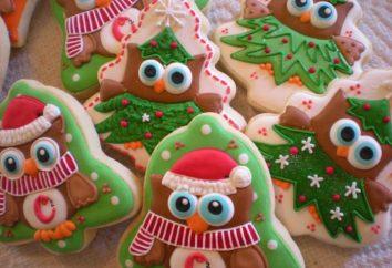 La storia medievale di biscotti di Natale