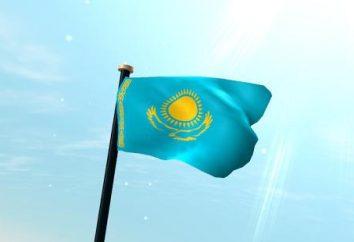 Kasachstan Industrie: Kraftstoff, Chemie-, Kohle-, Öl