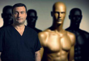 Cirujano plástico Gogiberidze Otari Teimurazovich: biografía