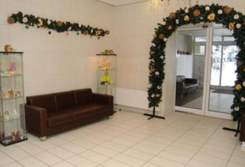 """Hotel noguinsk """"Aniva"""": dirección, descripción de los dormitorios, comentarios"""