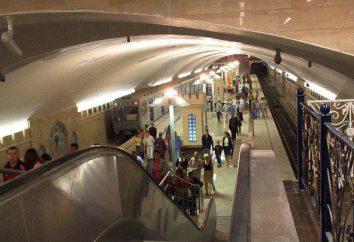"""Metro """"Perovo"""". Jak dostać się do stacji metra """"Perovo""""?"""