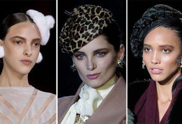 Modne kapelusze damskie. Jak wybrać modne nakrycie głowy