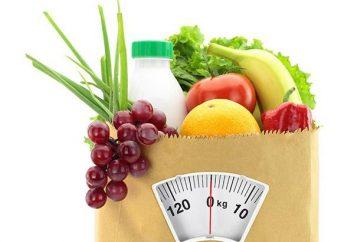 """""""menos de 10 kg para uma semana"""" dieta. Popular dieta de perda de peso: comentários, dicas nutricionista"""