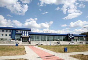 Aeropuerto de Vladikavkaz: historia, descripción Infraestructura