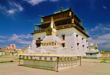 Atrakcje w Mongolii. Ułan Bator: ciekawe miejsca i zdjęcia