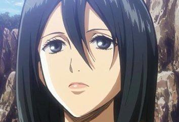 Mikasa Ackerman – uma arma formidável contra os Titans