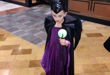 Wie man einen Anzug Maleficent machen: die eigenen Hände?