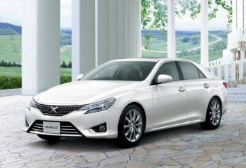 Toyota Mark X: specyfikacje, zdjęcia i opinie