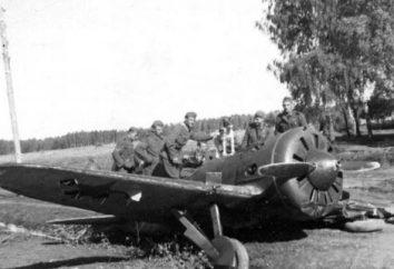 II Guerra Mundial aviação. aviões militares da URSS