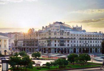 """Mosca """"Metropol"""" (hotel): descrizione, indirizzo"""
