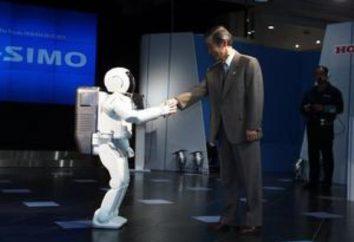 Robot Asimo, o di infiltrazione nella creazione dell'intelligenza artificiale