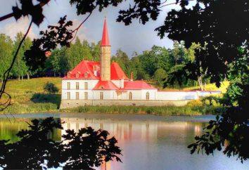 Pałac Priory w Gatczyna – jak się tam dostać?