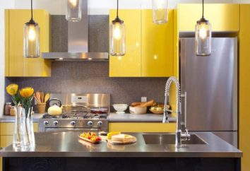 O que é melhor escolher uma fachada para a cozinha? Dicas sobre materiais