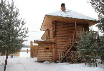 Voyage à Nizhny Tagil, centres de loisirs: description, services, photo