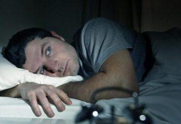 Como normalizar o sono? O que faz com que a privação do sono? sono saudável