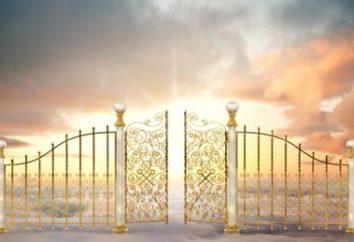 Parece um paraíso em várias religiões