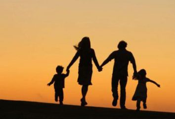 Ce qui donne une personne de la famille et la façon dont elle affecte son avenir