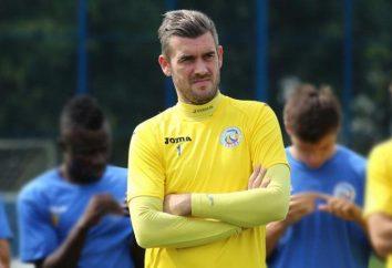 La vida y la carrera futbolística Stipe Pletikosa