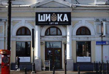 """Migliori narghilè città – bar """"Cone"""" (Chelyabinsk)"""