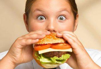 Menú – una dieta baja en calorías durante una semana