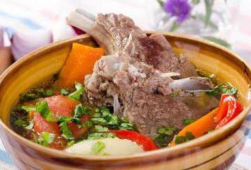 Baranek w Kazaniu: przepisy kulinarne ze zdjęciami
