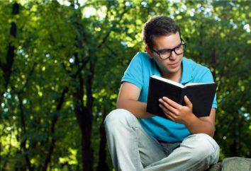 L'utilisation de livres et la lecture. Ce qui implique une déclaration sur l'utilisation des livres?