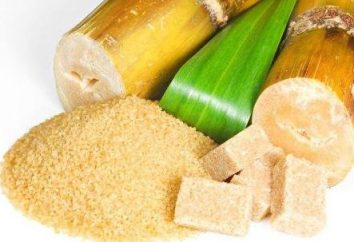 Brązowy cukier trzcinowy: szkody i korzyści, zawartość kalorii i zastosowanie