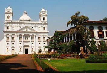 Attractions à Goa Sud: nature, temples, visite