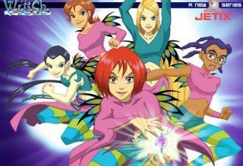 """Serie de animación """"Enchantresses"""": personajes. Enchantresses – las heroínas preferidas de las muchachas modernas"""