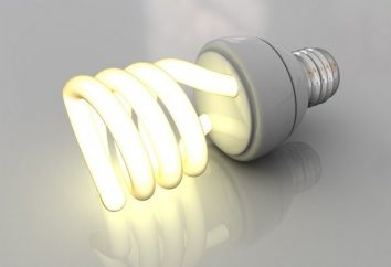 lâmpada fluorescente, características e aplicações