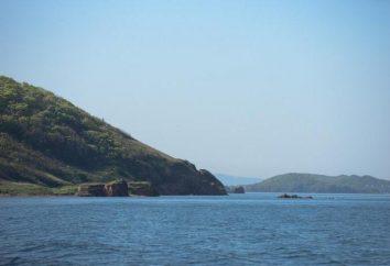 Ilha Furugelm: descrição de como chegar