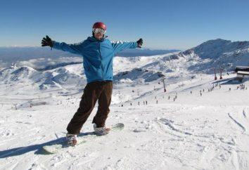 Sierra Nevada, Hiszpania: zdjęcia i opinie narciarski Sierra Nevada