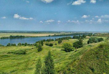 Le village de Konstantinovo: le centre des beautés naturelles russes et la personnification de l'âme du poète Yesenin