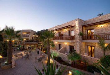 Cactus Village 4 * (Heraklion, Stalis): descripción, instalaciones e instalaciones