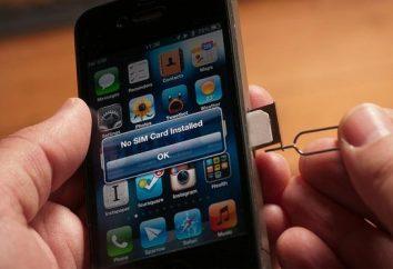 """Jak otrzymać kartę SIM z """"iPhone 4"""", i gdzie to wszystko jest?"""