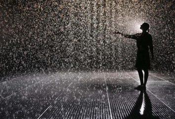 Aforismi e citazioni circa la pioggia
