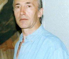 """Skład obrazu """"Portret mili"""". Malarstwo V. Khabarova """"Portret Mily"""""""