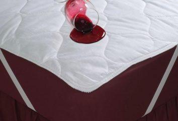 Witterungsbeständige Matratzenauflage – Garant für Komfort