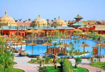 alberghi Egitto con parco acquatico. I migliori hotel in Egitto, con un parco acquatico