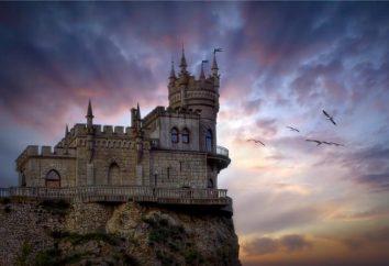 Nido di rondine – un simbolo di Crimea