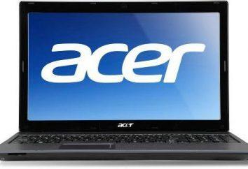 Acer 5250: l'ordinateur portable d'entrée de gamme parfaite du fabricant éminent de matériel informatique