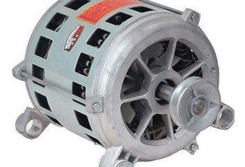Motores de lavadoras. Conexión del motor de una lavadora. ¿Qué hacer con el motor de una lavadora vieja?
