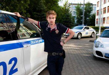 """Grisha Izmailov – el carácter de la serie """"La policía con Rublevki"""". Biografía del actor"""