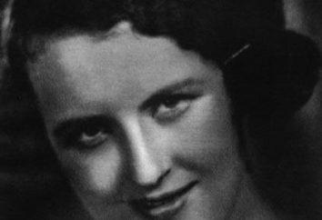 Veronica Polonskaya – soviética de la película y actriz de teatro. Verónica y Maiakovski Polonskaya