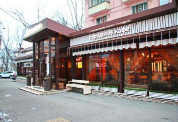 """Cafe """"Gourmand"""" w Pervomayskaya: adresowe, zdjęcia, menu, opinie"""