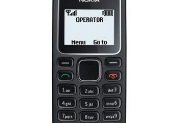 Nokia 1280 – teléfono para familiares