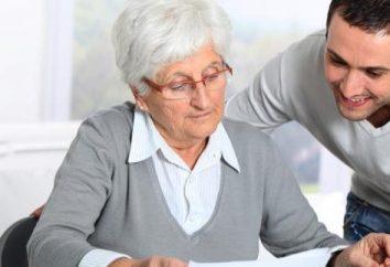 Trabalhar para os pensionistas, ou Como encontrar o uso de seu conhecimento e experiência
