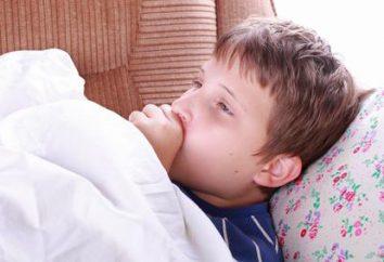 Que dão crianças tosse: medicamentos e receitas da medicina tradicional